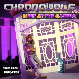 ChronoWolf Meet At the Gazebo Cover Art