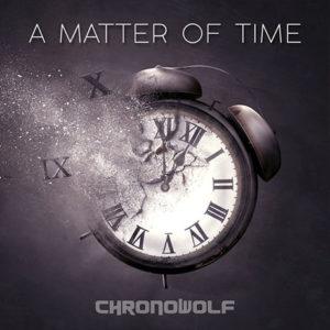 ChronoWolf A Matter Of Time Cover Art