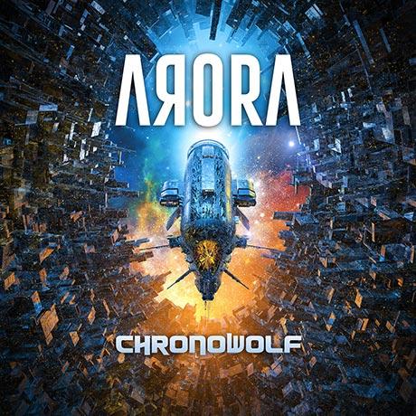 ChronoWolf Arora Cover Small